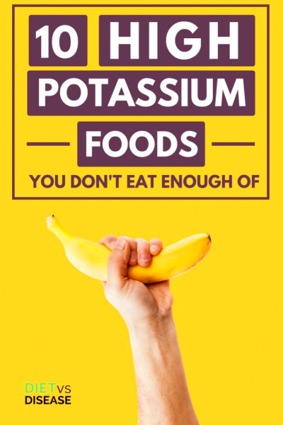 10 Foods High In Potassium That You Don't Eat Enough Of