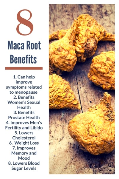 Maca Root Benefits and Side Effects