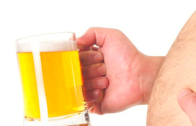 Excessive Alcohol Intake - a Cause behind Obesity