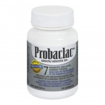 Buy Probaclac Adult 50+ in Canada - Free Shipping ...