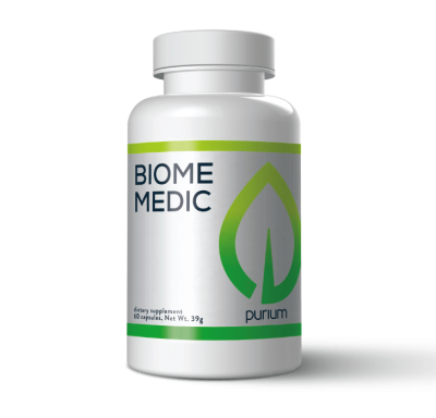 Biome Medic - Fight Glyphosate in Your Gut | HealthStatus