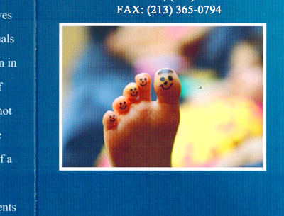 Current Trials | Lafootpain Los Angeles Podiatrist