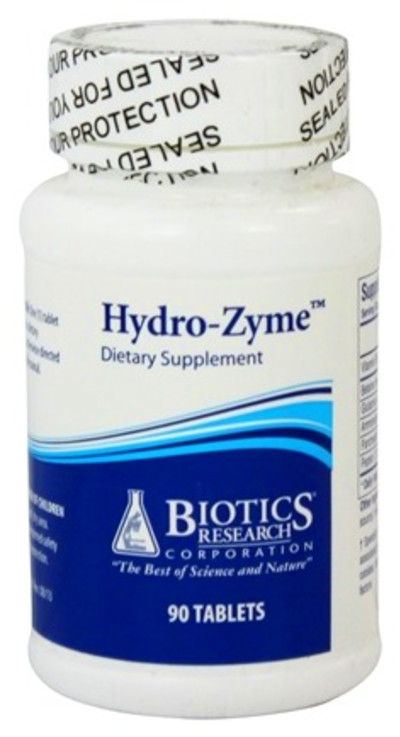 Buy Biotics Research - Hydro-Zyme - 90 Tablets at ...