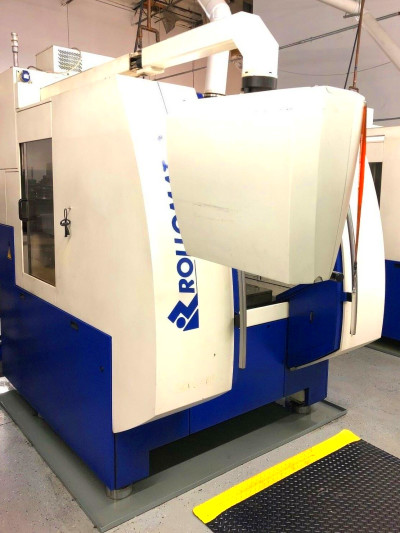 Rollomatic 620-XS 6 Axis CNC Tool & Cutter Grinder ...