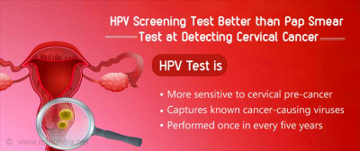 HPV Screening Test Might Just be Enough for Cervical ...
