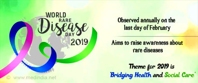 World Rare Disease Day - Bridging Health and Social Care