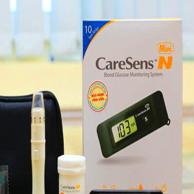 CareSens N Glucose Monitoring System buy online at best price in BD