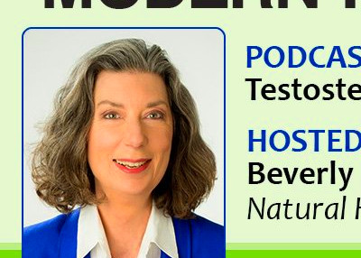 Primal Diet Modern Health podcast - Dangers of Testosterone for Women ...