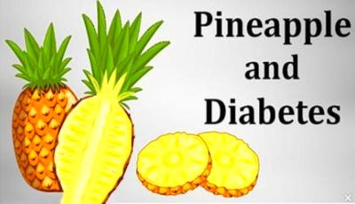 How Pineapple Affects Your Blood Sugar - Organic Home Remedies