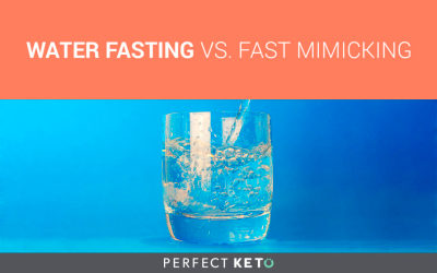 Water Fasting vs Fast Mimicking - Perfect Keto Exogenous Ketones