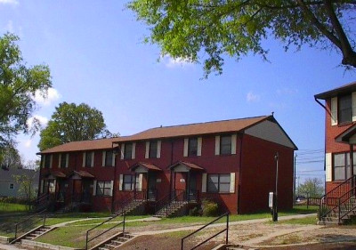 Ray Warren Homes Greensboro Public Housing Apartments ...
