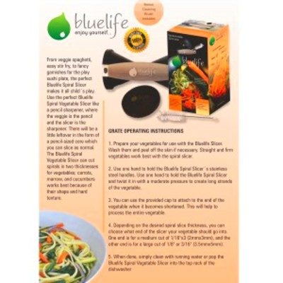 Instructions - Purposeful Nutrition: Healing With Food.