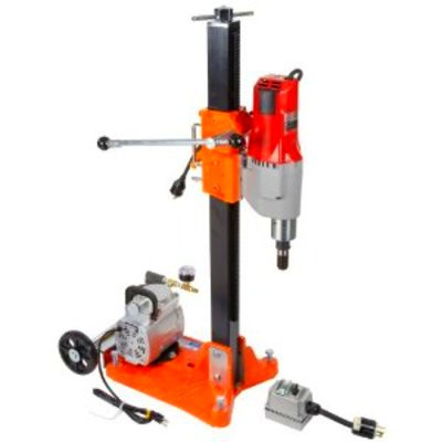 Milwaukee Core Drill Rig with Vac Stand - RentalZonePA
