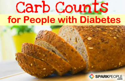 Carbohydrate-Counting Chart for People with Diabetes ...