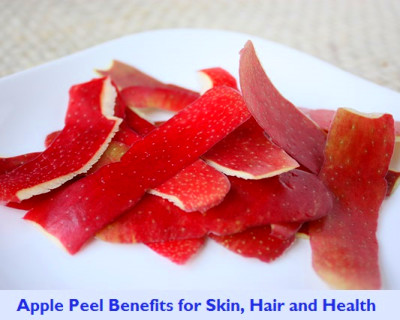 Top Benefits and Uses of Apple Peel for Skin, Hair and ...