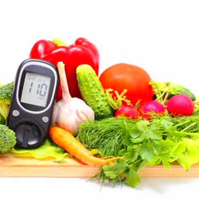 How can you lower your blood sugar levels through diet?
