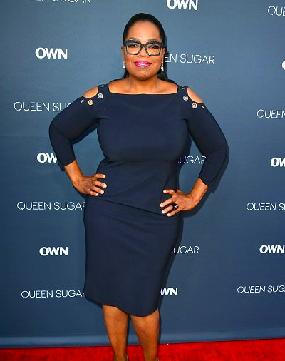 Oprah reveals she's lost over 40 pounds since joining ...