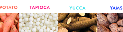 """What is a """"Safe Starch""""? ~ The Paleo Mom"""