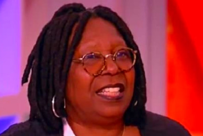 'The View's' Whoopi Goldberg on Donald Trump: 'If You're ...
