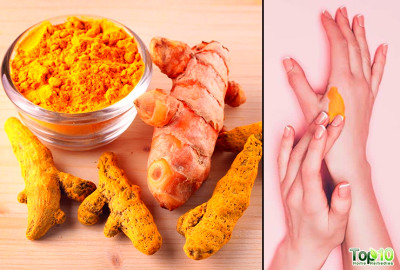 10 Proven Benefits of Turmeric for Skin | Top 10 Home Remedies