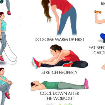 10 Cardio Tips to Help You Lose Weight Faster | Top 10 Home Remedies