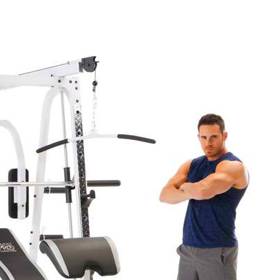 Marcy Diamond Smith Cage Home Gym System : MD-5139