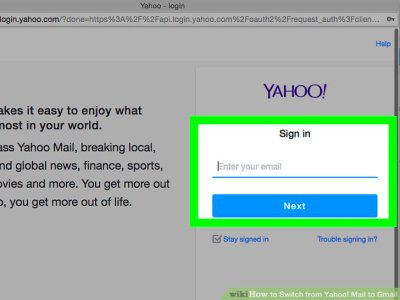 How to Switch from Yahoo! Mail to Gmail (with Pictures ...