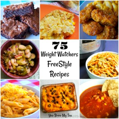 75 Weight Watchers FreeStyle Recipes: From 0 to 7 ...