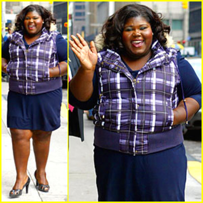 GABOUREY SIDIBE IS A BIG BLACK SKINNED BEAUTY SUPREME AND DON'T LET ...