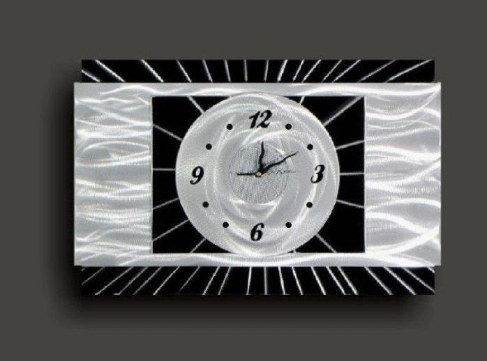 10 model ultra modern square wall clock simple house design ideas
