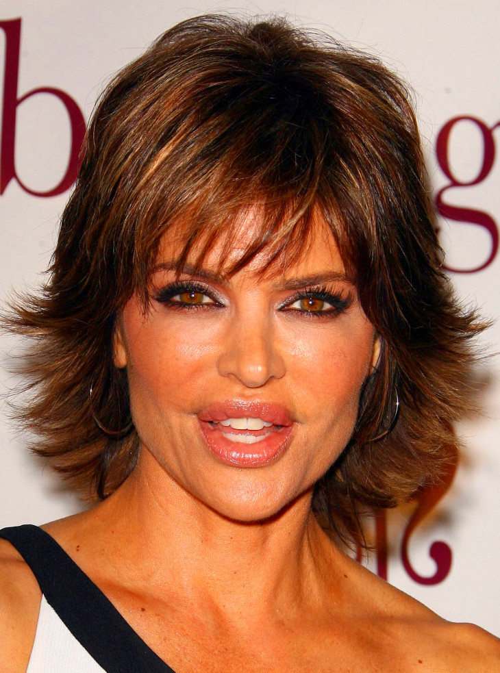 Lisa rinna hairstyle pictures latest women fashion