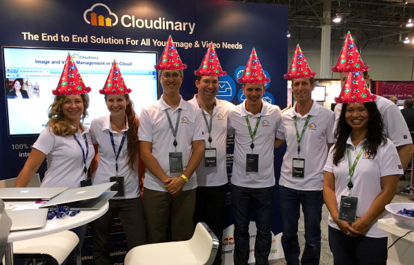 New-year party hat dynamically add to all detected people in the photo