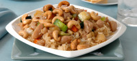 Cashew chicken cropped with Imagga