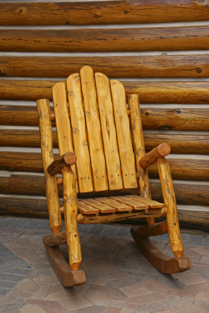 300 pixels wide original wood chair