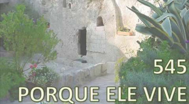 HARPA CRISTÃ - PORQUE ELE VIVE - 545 Instrumental