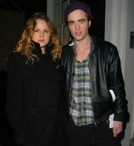 Фото роберта паттинсона и его жена