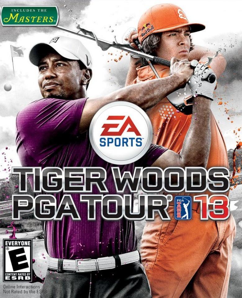 Tiger woods gamestop