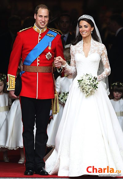Свадебные платья голливудских звезд