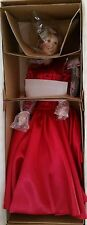 NEW Ashton Drake Princess Diana Doll World's Beloved Rose Red with COA