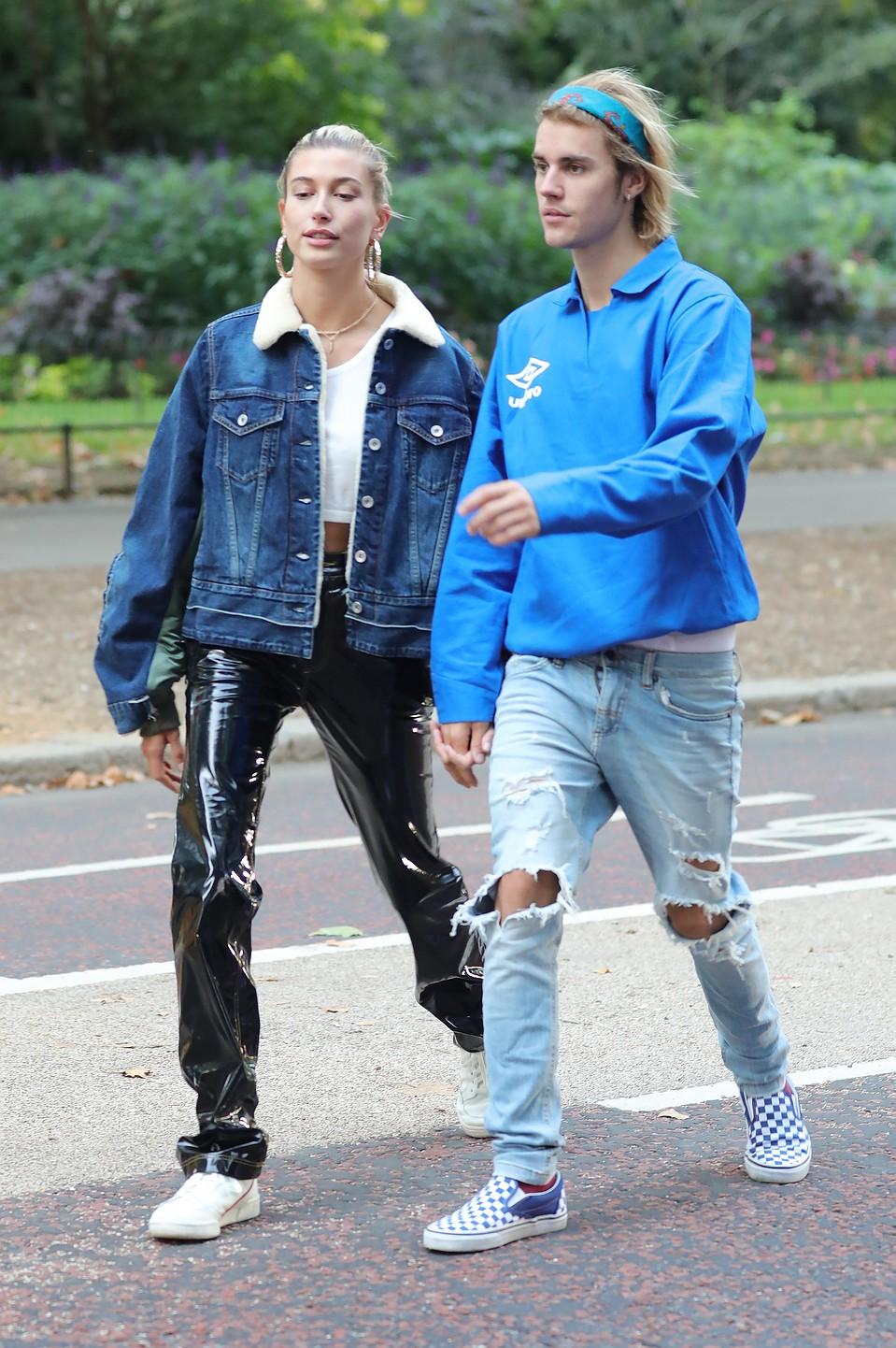 После расставания с Селеной Джастин женился на модели Хейли Болдуин. Фото: GLOBAL LOOK PRESS