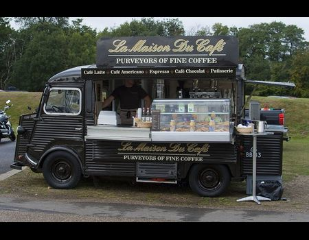 Кофейня на колесах аренда