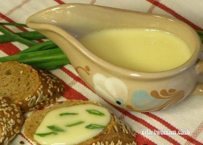 Плавленый сыр янтарь в домашних условиях