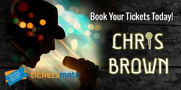 Chris brown concert tickets 2012