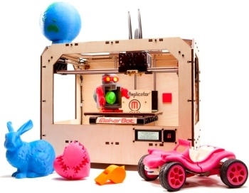 Игрушки и 3D-принтер.