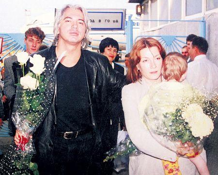 Жена Дмитрия Хворостовского – Флоренс Хворостовская фото