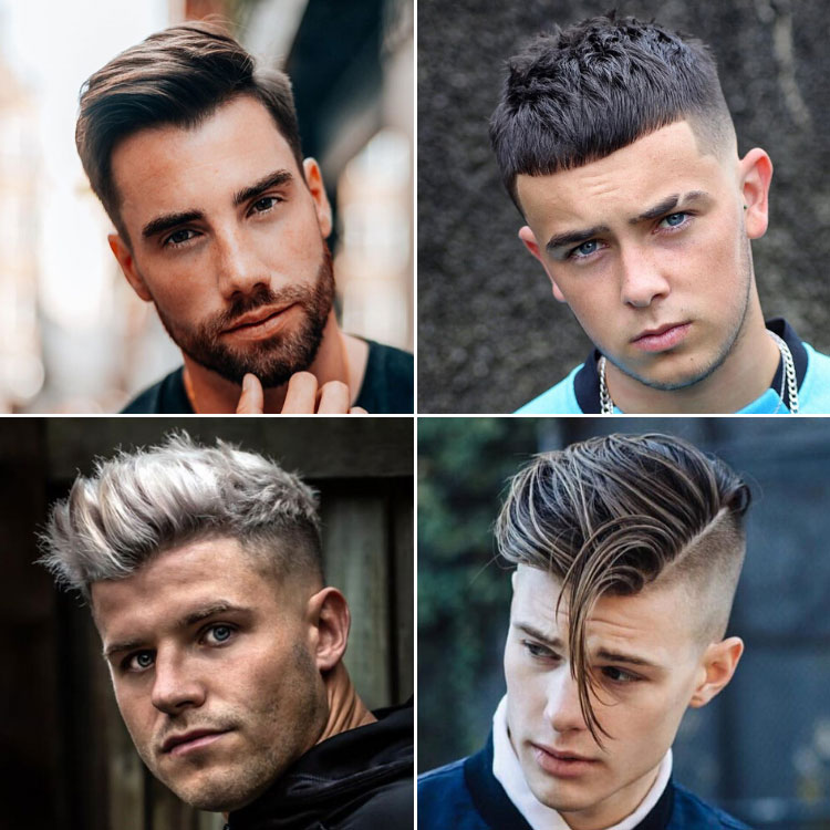 Best Hairstyles For Thick Hair Men