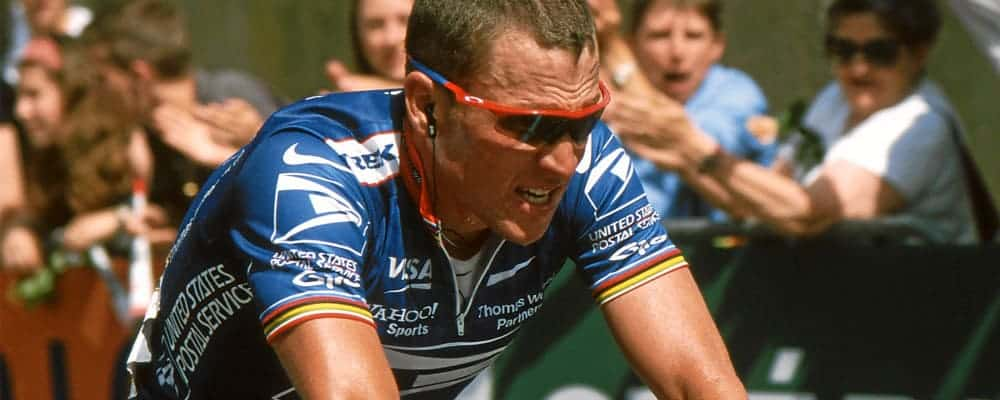 Lance armstrong fun facts