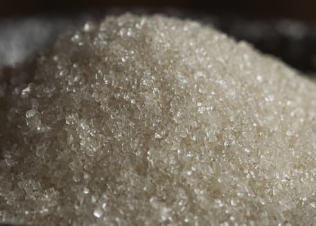 mound of sugar