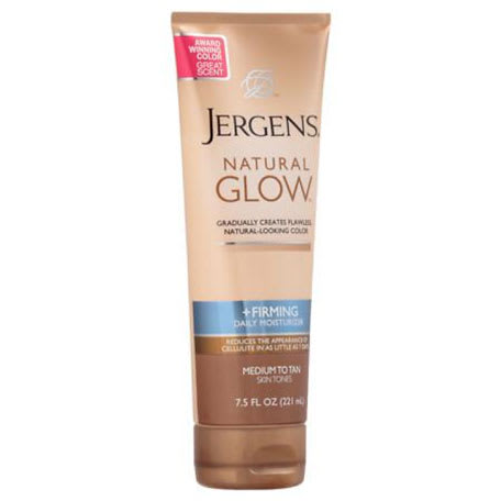 Jergens Natural Glow: +Firming Daily Moisturizer (Medium to Tan Skin Tones)