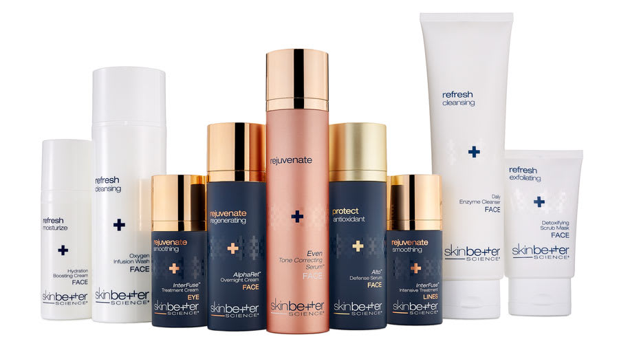 Skinbetter Science Skin Product Line
